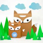 FOX BOX ❤ ❤ ❤