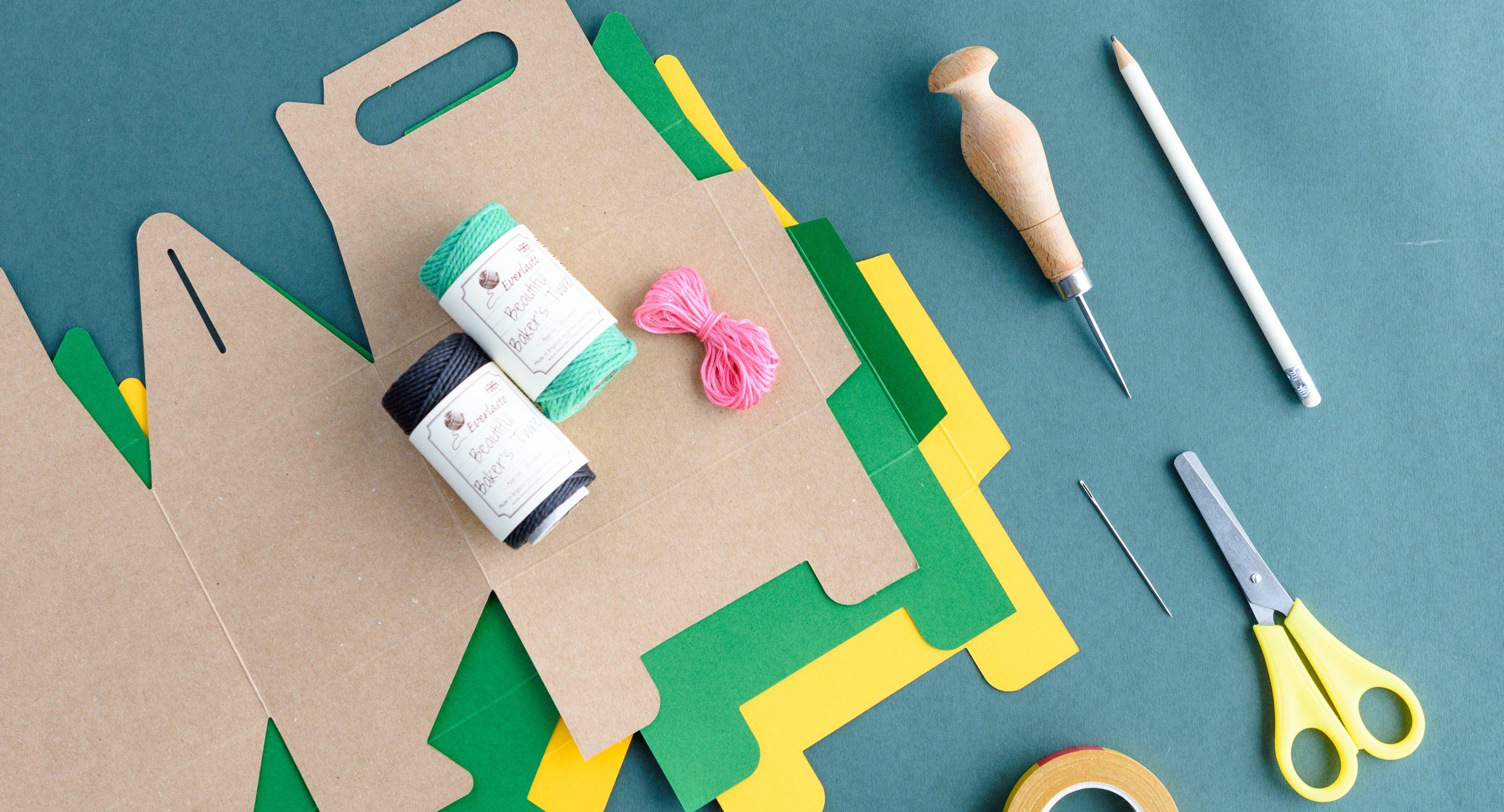 Sewing Box materials