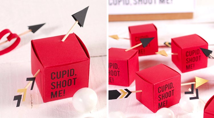 Cupid's Arrows Valentine's Day