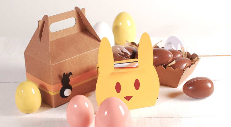 Easter Ideas boxes