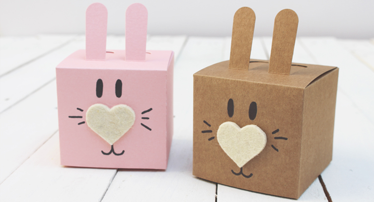 Easter Ideas boxes 5