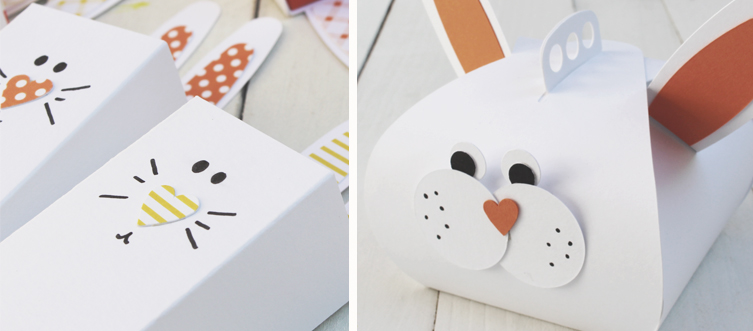 Easter Ideas boxes 2