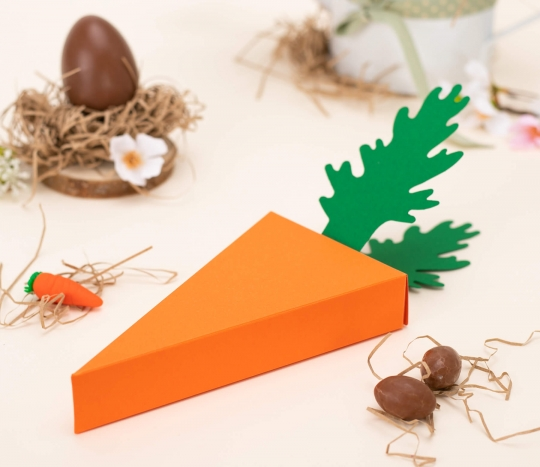 Carrot easter box